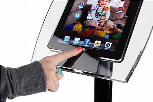 Non-Locking iPad Air Stand