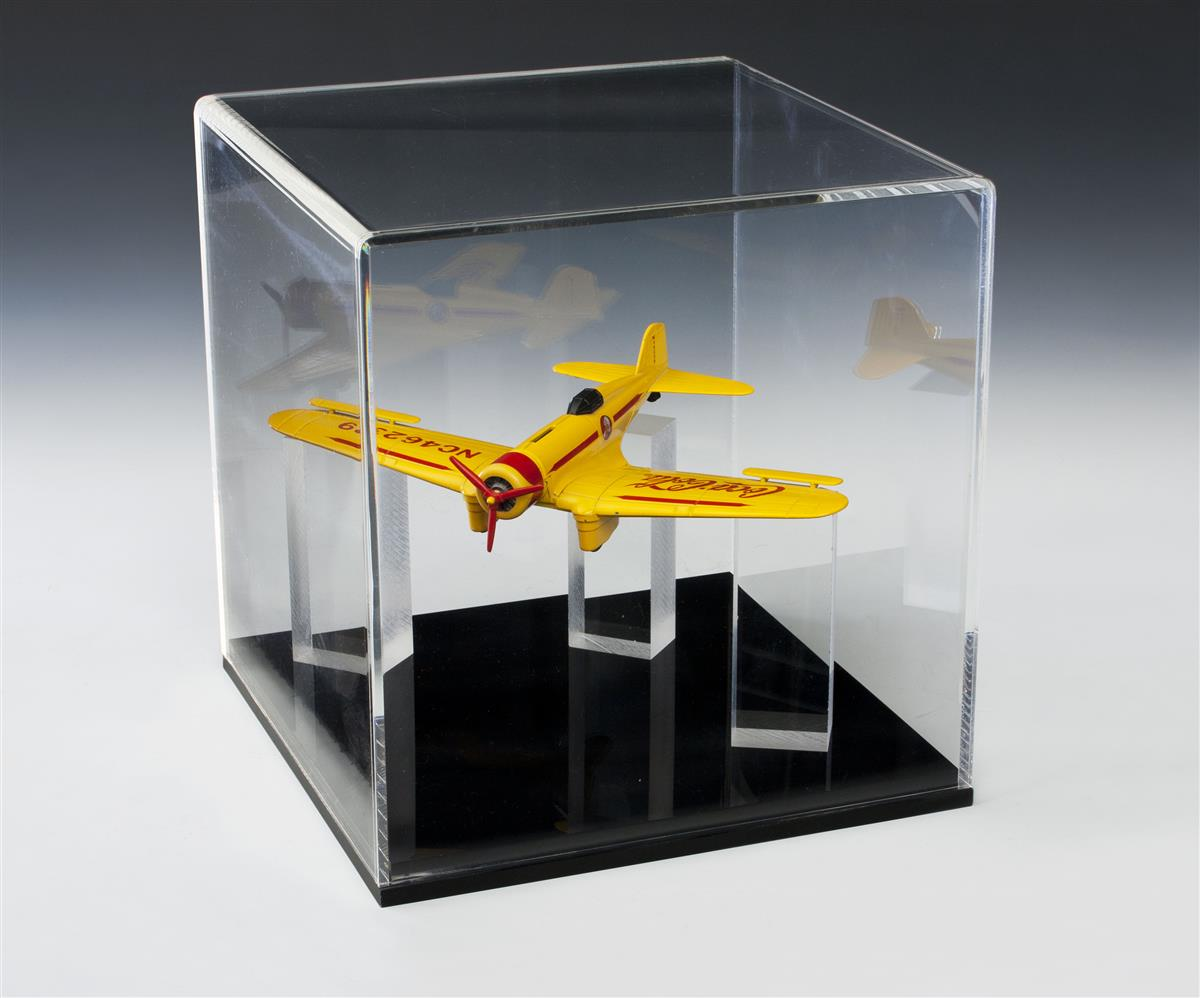 These Trophy Cases That Are Made Of Acrylic Have Lift Off