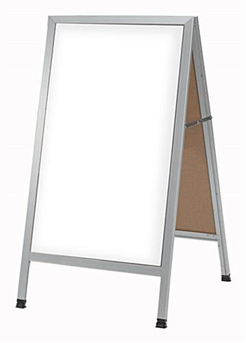 A-Frame Menu Board