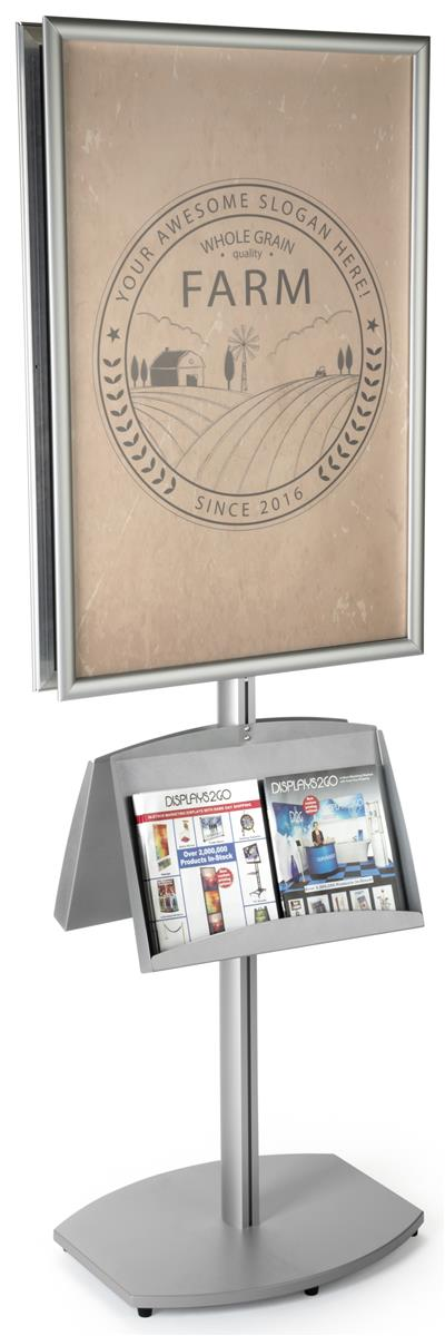 "Cheap Poster Frame that Holds 24"" x 36"" Posters is Double ..."