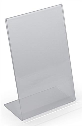 Thin Angled Picture Frame