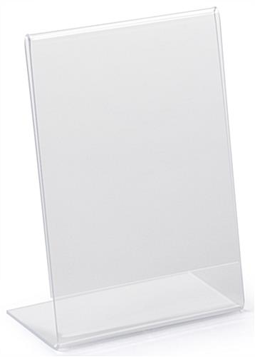 Slanted Cheap Picture Frame