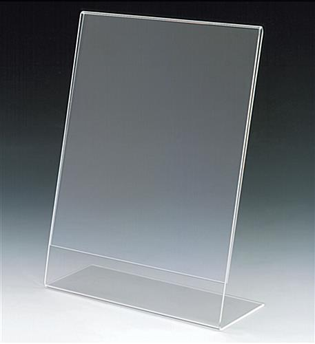 This picture frame is great for any counter tabletop or for 11x14 table top frame