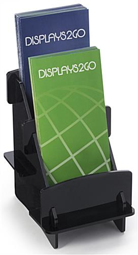 "9.8"" Tall Flat Pack Leaflet Stand"