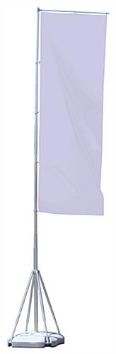 GiantPole Event Flag w/Bag Stand Only (Flags Sold Separately)