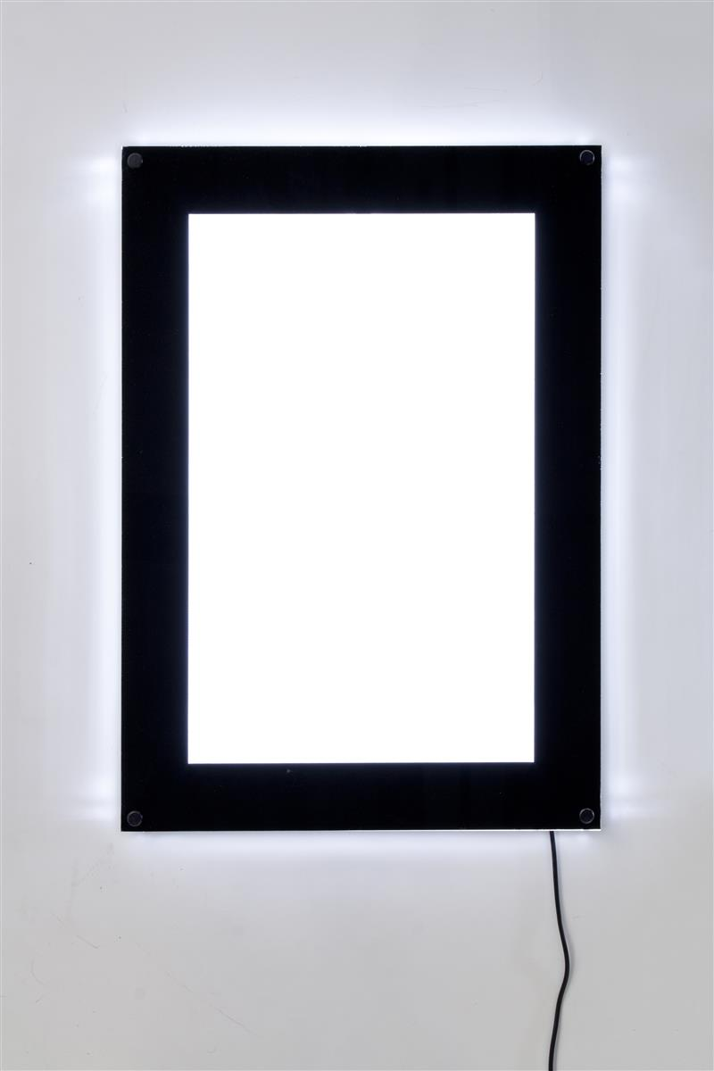 These Poster Frames for 11u0026quot; x 17u0026quot; Signs use Economical LED Lighting!