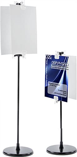 Poster Clip Stand