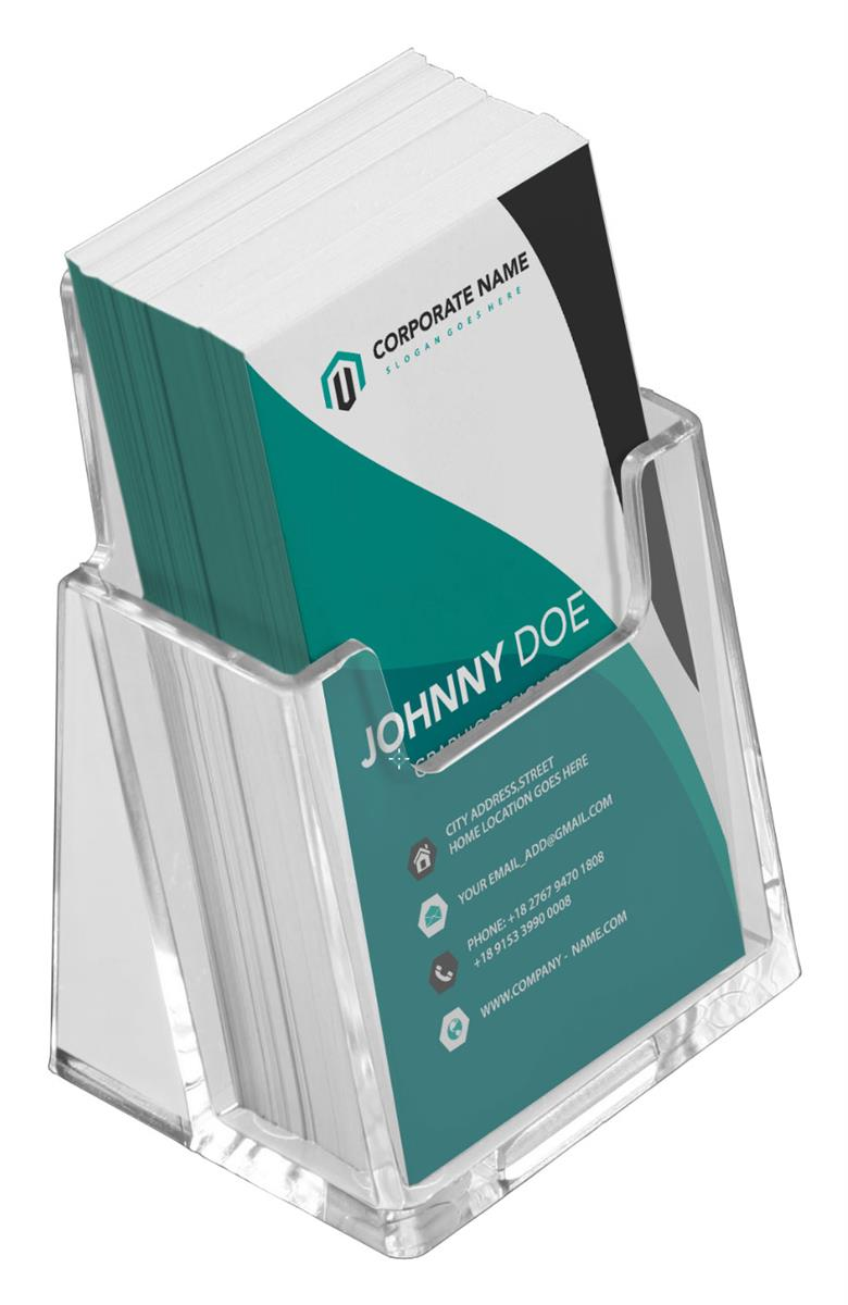 Vertical Business Card Holders