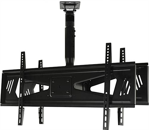 hanging tv mount for two screens - Ceiling Mount Tv