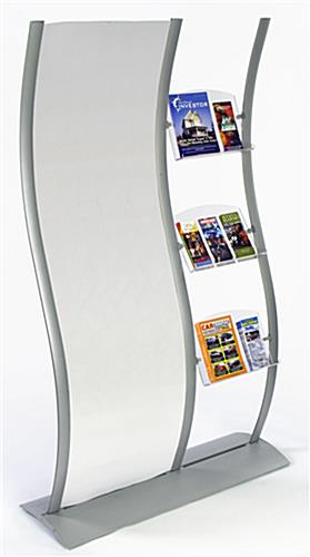 Flyer Holder with Poster Frame