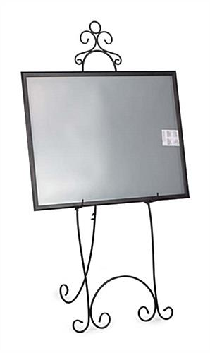 easel display