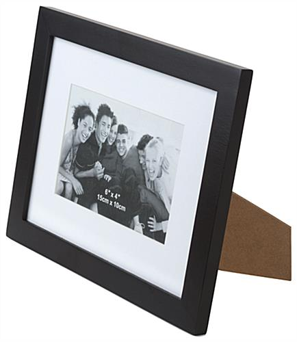 4 x 6 Black Picture Frame
