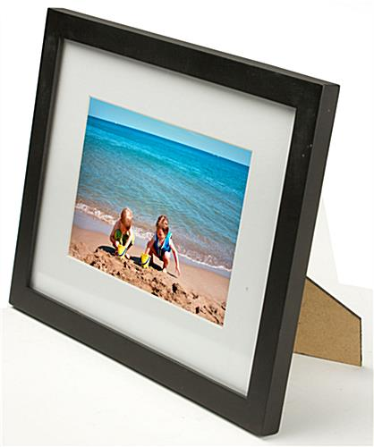 Photo Frames Black Finish