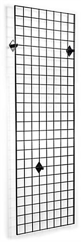 Wall Mounted Gridwall Panels