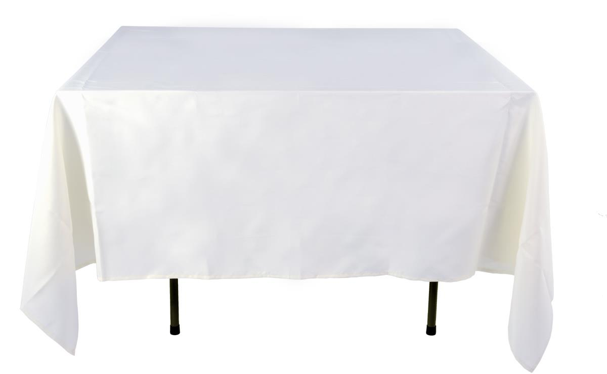 Cheap square tablecloth fits 4 39 tables for 85 square tablecloth