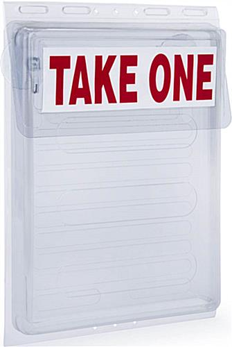 Outdoor Take One Box