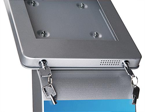 Branded Tablet Stand, Aluminum