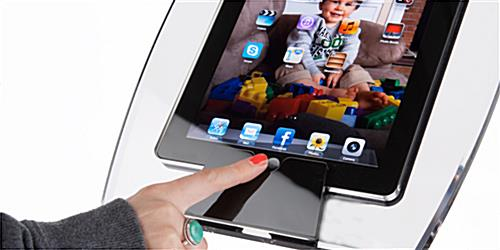 Acrylic iPad Air Mount