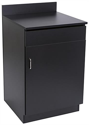 Restaurant Server Station, Black