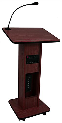 "Podium, 45"" in Height"