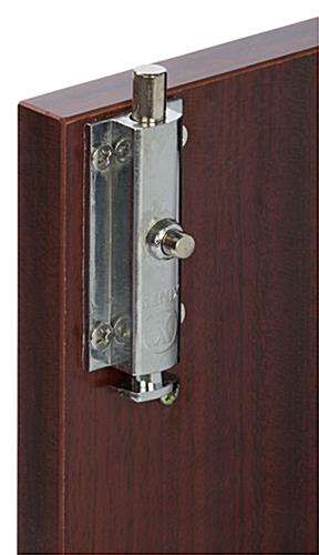 Locking Hostess Station is Ideal for Restaurants Of Any Size