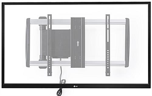 Electric Pan Screen Mount Holds 32 60 Widescreens
