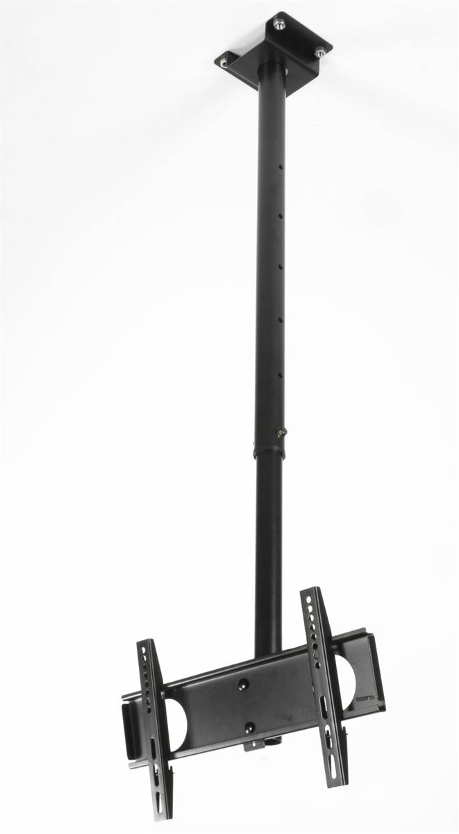 lcd overhead bracket has adjustable pole arm to hang at different heights. Black Bedroom Furniture Sets. Home Design Ideas