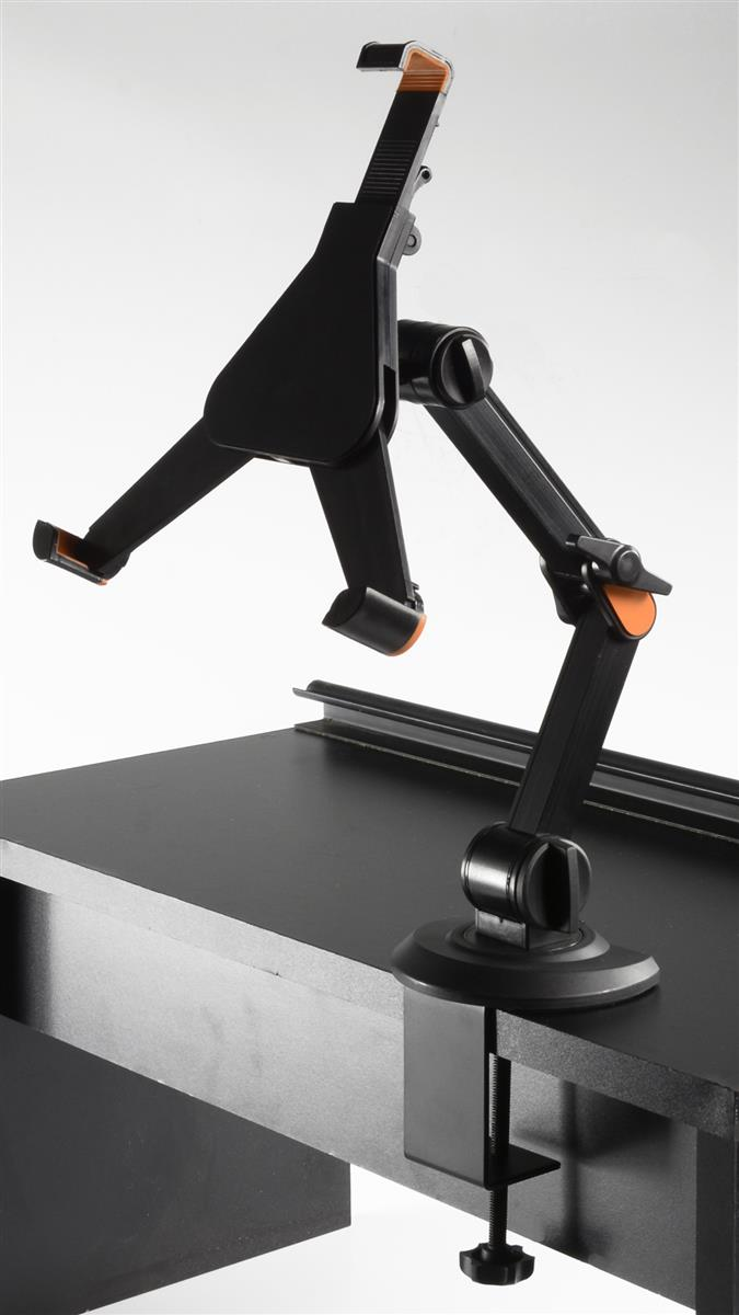 This Tablet Desk Stand is an Adjustable Holder! Each iPad ...
