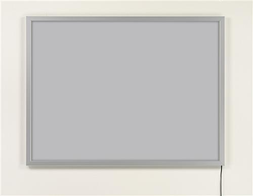 thin panel light box