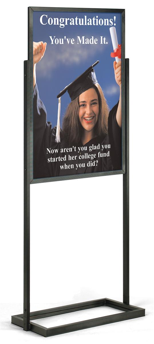 "This Poster Frame that Holds 24"" x 36"" Images comes in a ..."
