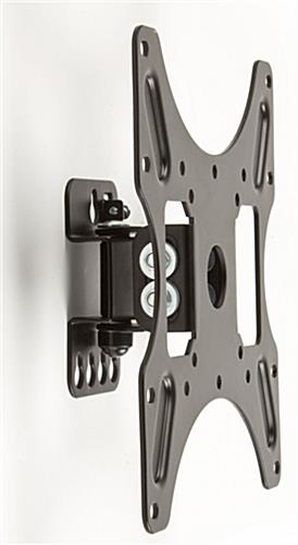 LCD TV Mount Is A Panning Bracket That Moves Side-To-Side