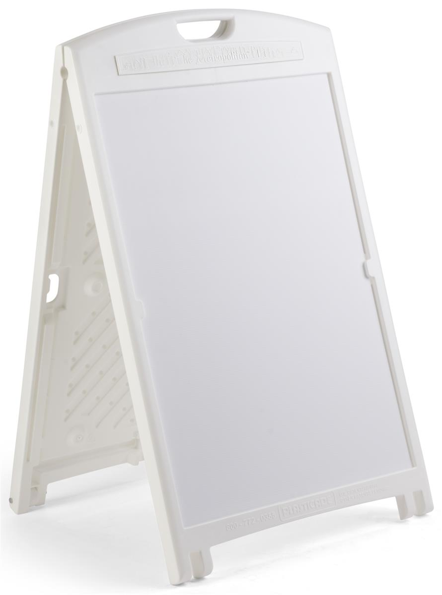 24x36 Plastic Sandwich Boards Double Sided Display