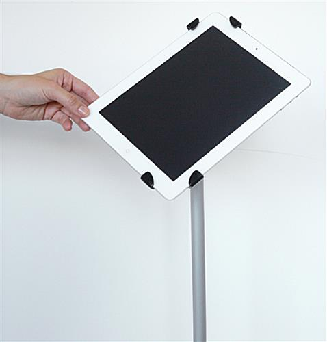 Adjustable iPad Stand with Rotating Mount (Non-Locking)
