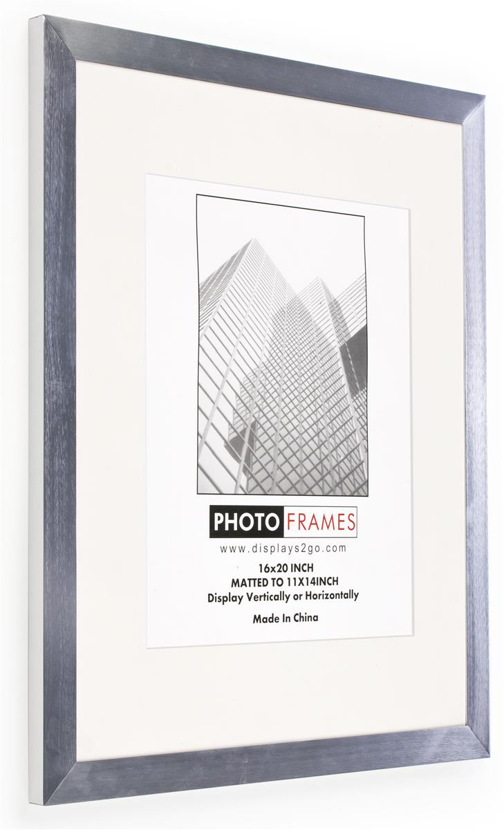 These Picture Frames Are 16 Quot X 20 Quot Metal Poster Displays