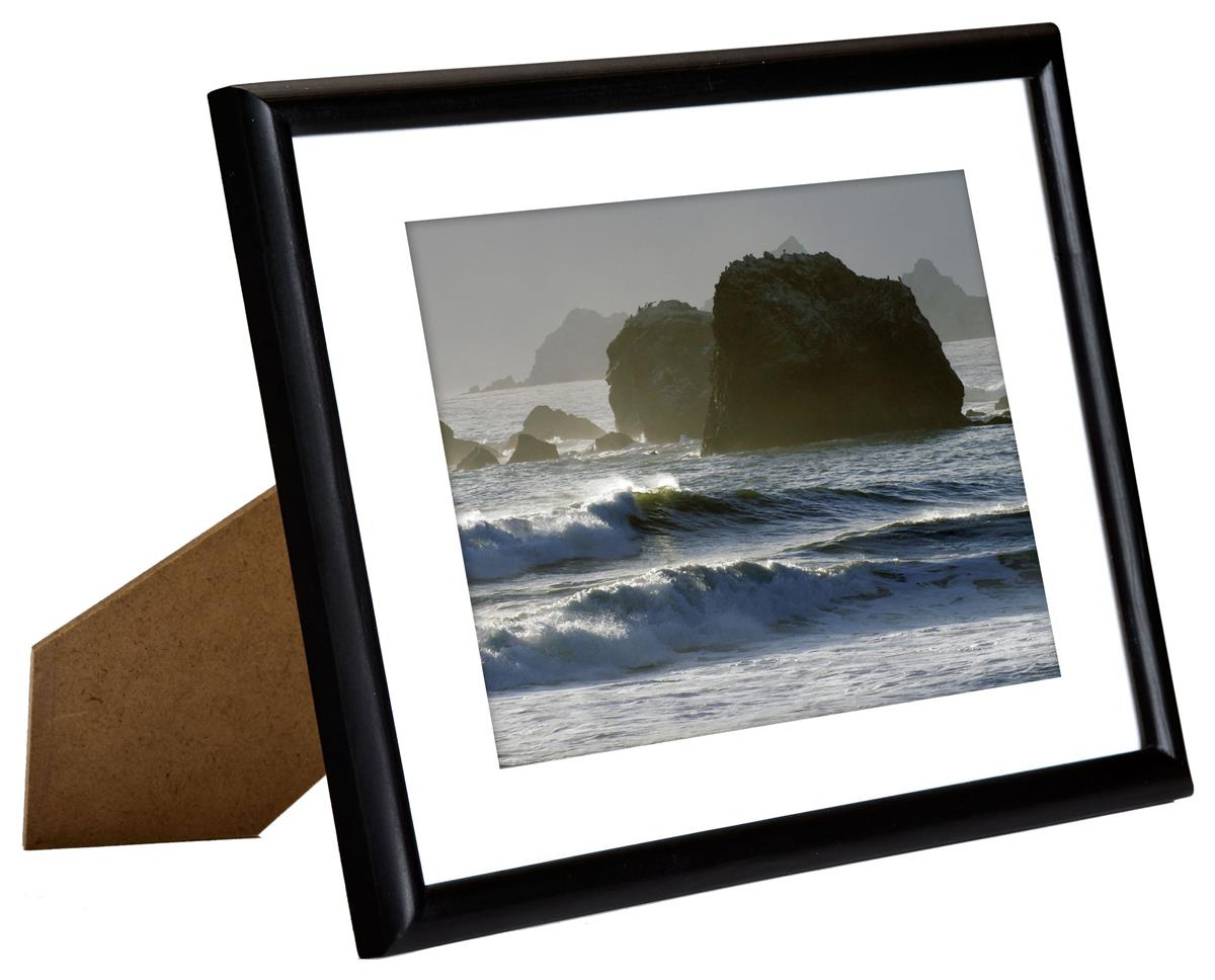 5x7 Matted Photo Frames Wall Mounting Hooks