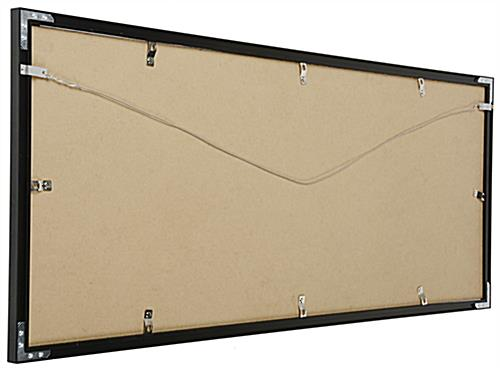 panoramic picture frame black panoramic picture frame