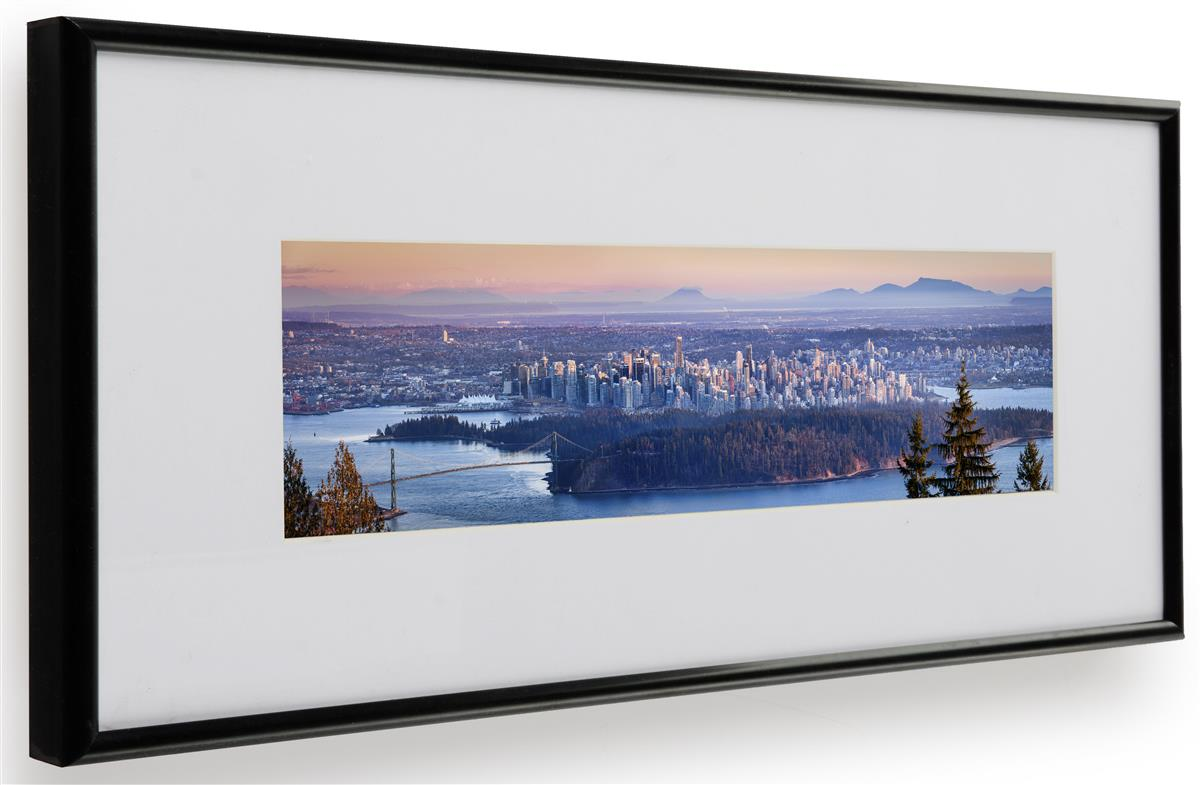 Wide Picture Framing For Extra Wide Panoramic Shots