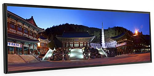 panorama picture frames