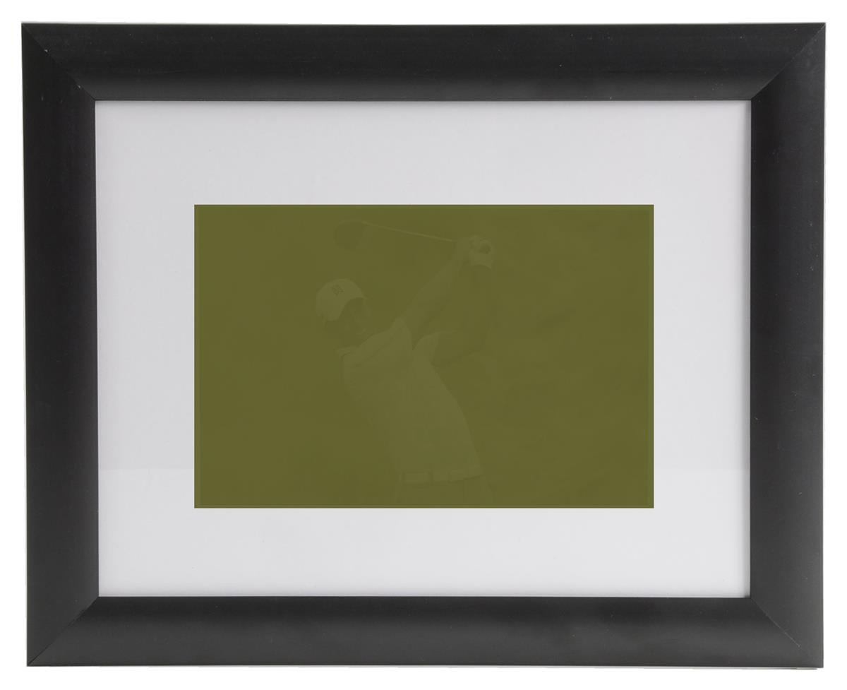 These Matted Picture Frames Feature Custom Styles These