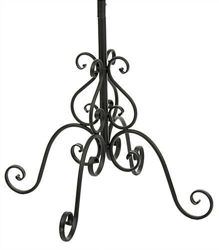Spiral Purse Tree with (15) Hooks