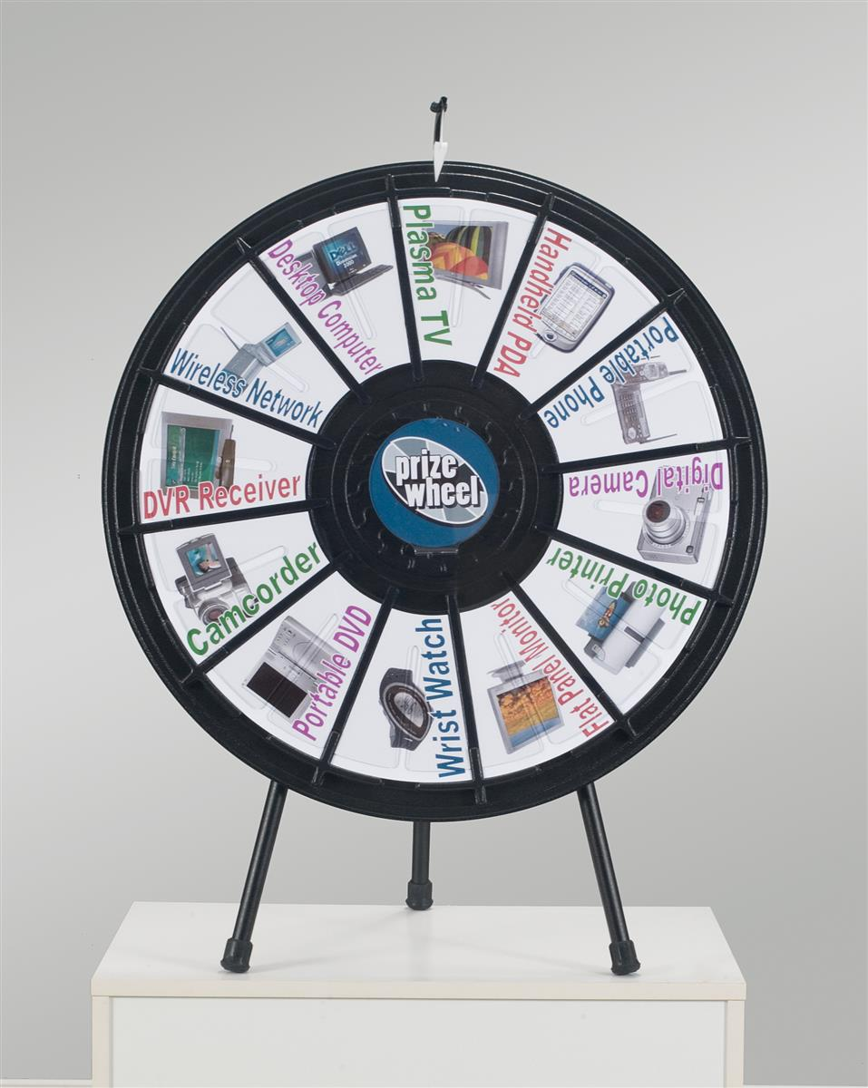 18 Slot Prize Wheel Template Play Slots Online