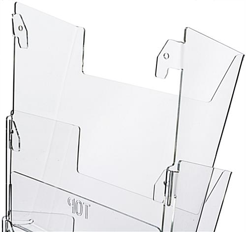 Cubicle File Hanger for Documents