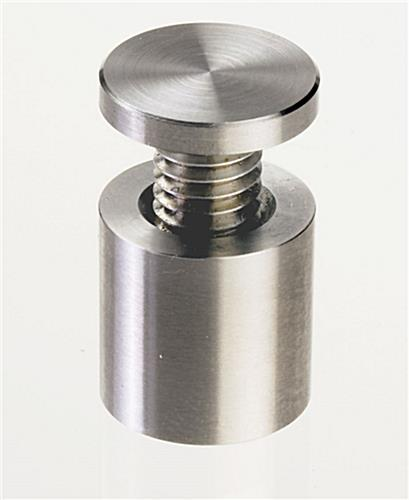 Stainless Steel Standoffs: Sold In Sets Of 4