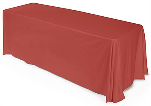 convertible tablecloth with custom printing