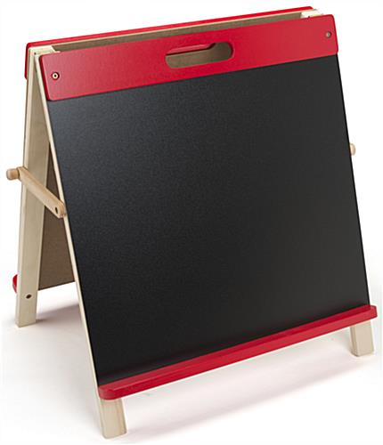 how to build an easel for classroom