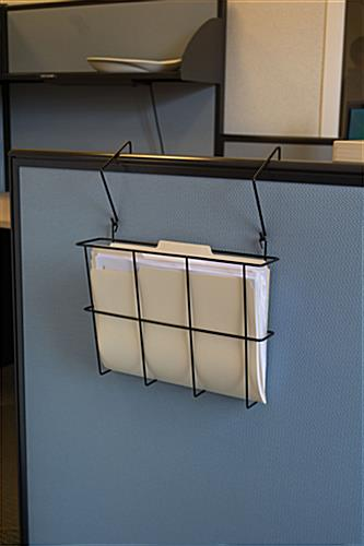 Wall Hanging File Racks 13 Wide