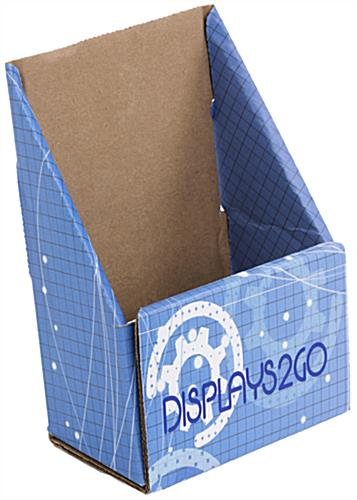Custom Cardboard Brochure Holder, Quick Folding