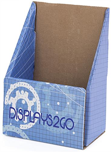 Custom Cardboard Brochure Holder for Promotional Materials