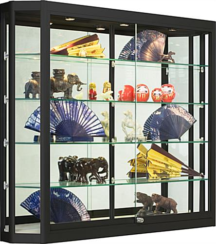 Wholesale Glass Display Cases That Have Sliding Doors