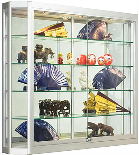 trophy display cabinets with glass doors 2